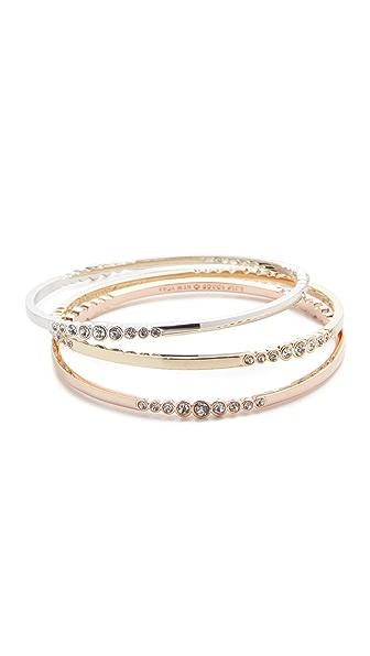 Kate Spade New York Full Circle Bracelet Set