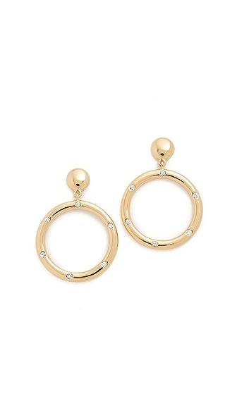 Kate Spade New York Goldie Links Statement Earrings
