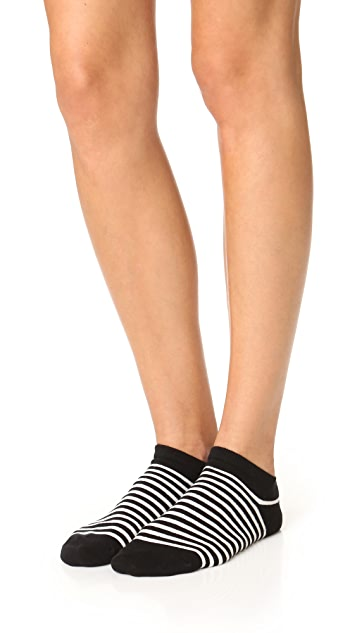 Kate Spade New York Classic Lady Stripe Socks
