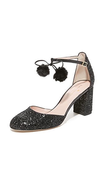 Kate Spade New York Abigail Glitter Pumps