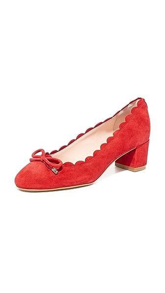 Kate Spade New York Yasmin Pumps - Maraschino Red
