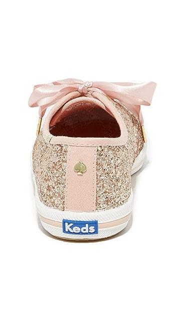Kate Spade New York Keds for Kate Spade New York Glitter Sneakers