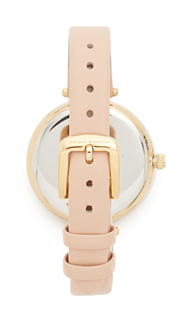 Kate Spade New York Holland Fashionably Late Watch