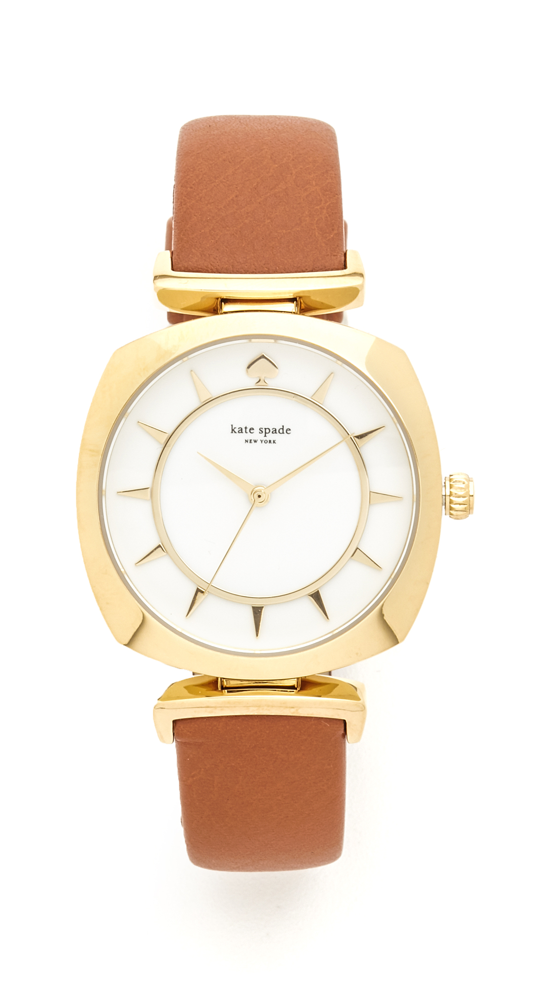 Kate Spade New York Barrow Watch - Brown/Gold at Shopbop