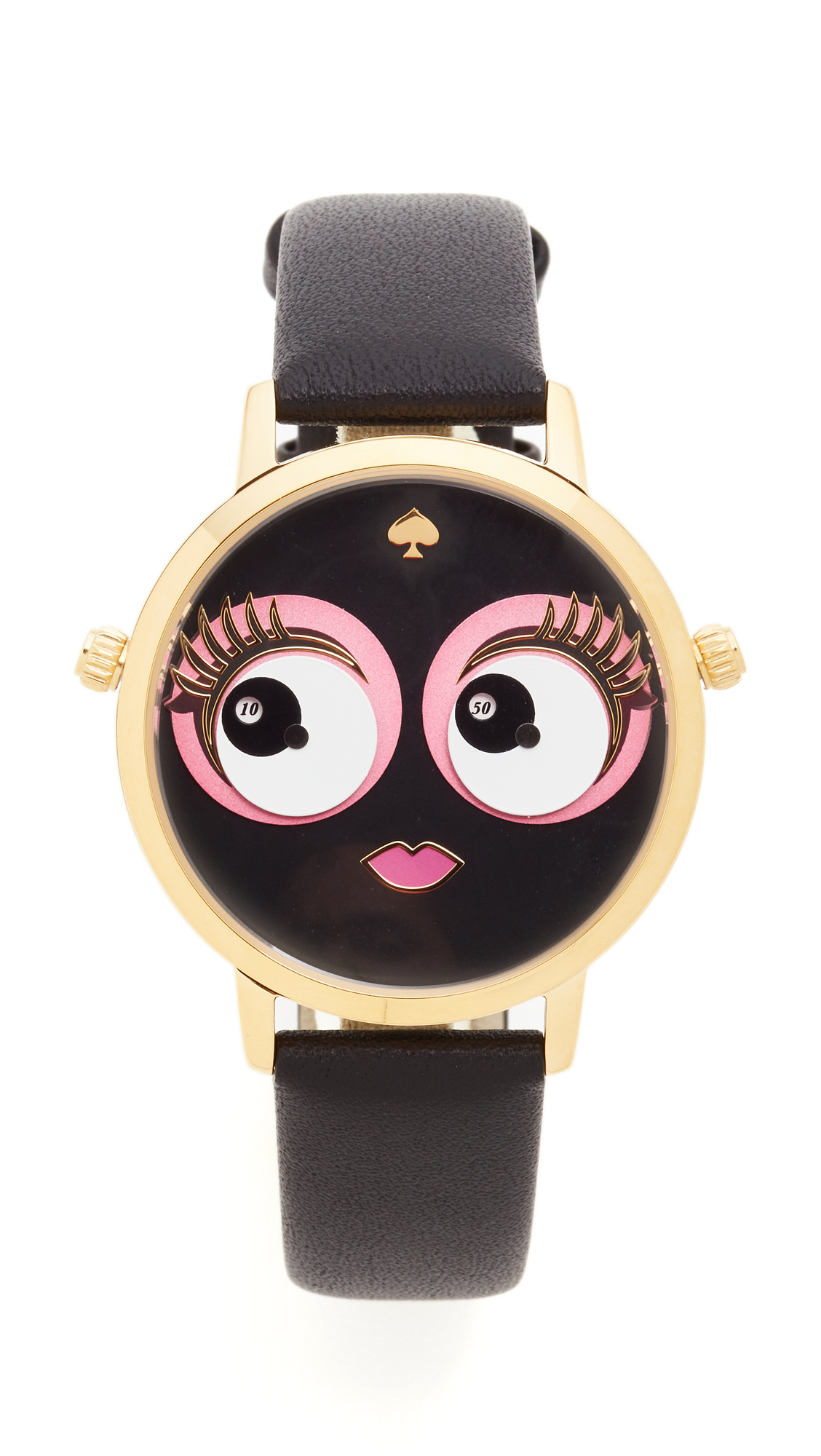 Kate Spade New York Metro Novelty Watch - Multi/Gold at Shopbop