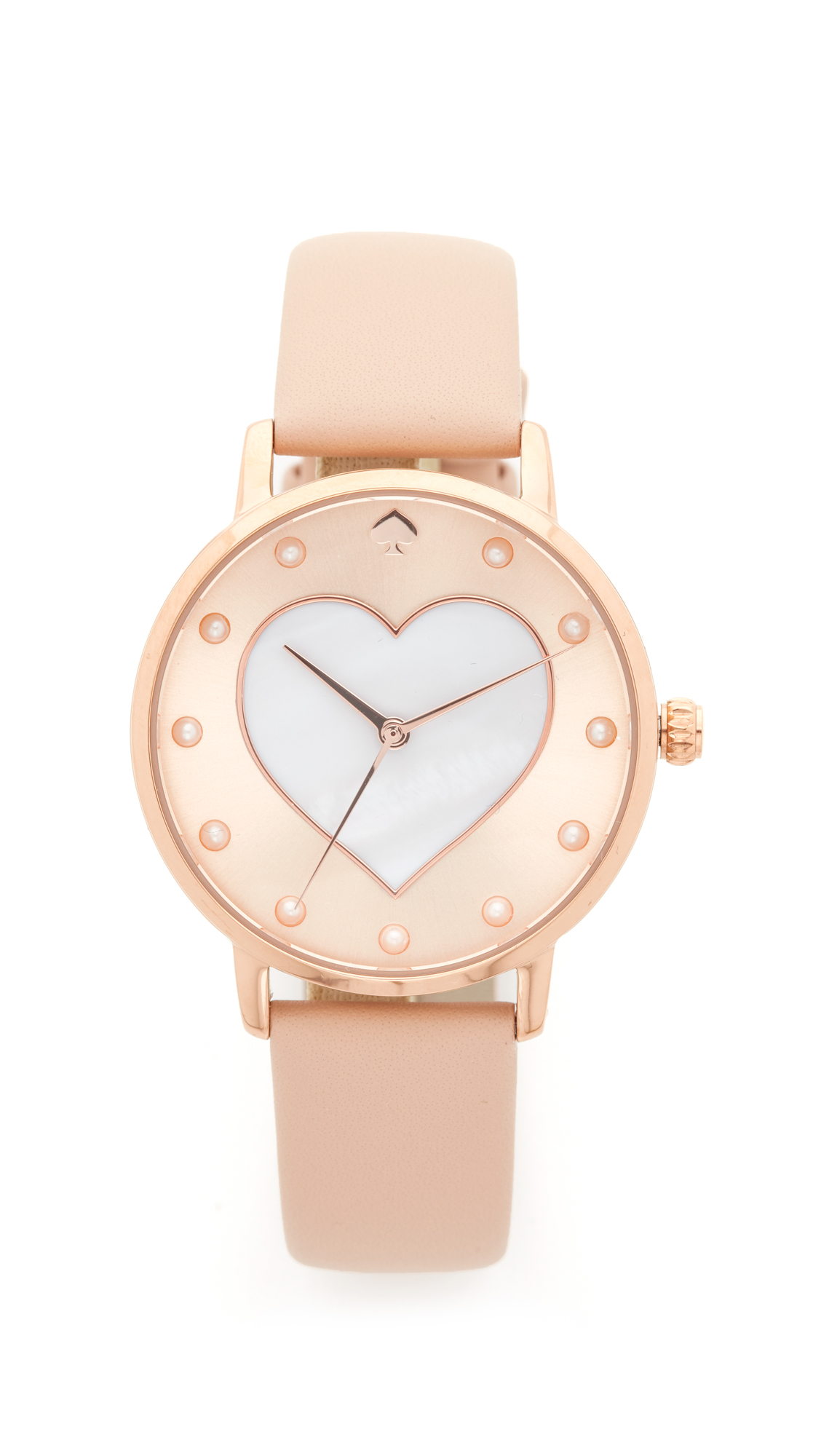 Kate Spade New York Novetly Watch - Rose Gold at Shopbop