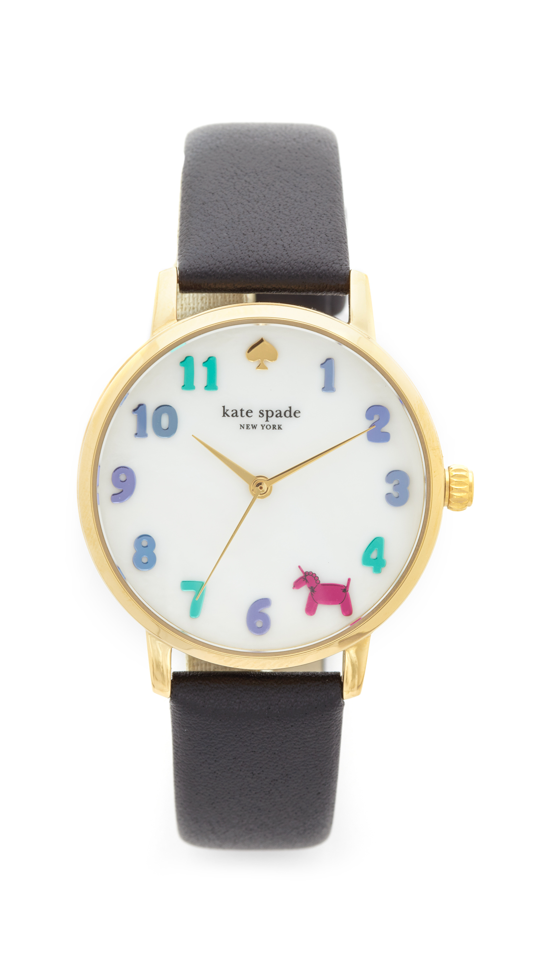 Kate Spade New York Novelty Watch - Gold Multi at Shopbop