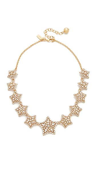 Kate Spade New York Bright Star Collar Necklace