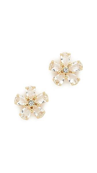 Kate Spade New York Midnight Garden Stud Earrings