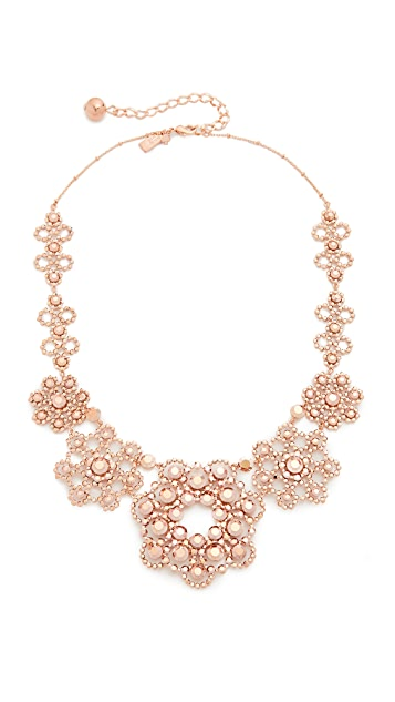 Kate Spade New York Crystal Lace Necklace