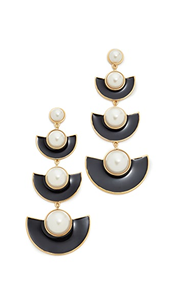 Kate Spade New York Taking Shapes Statement Earrings