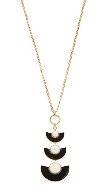 Kate Spade New York Taking Shapes Toggle Pendant Necklace