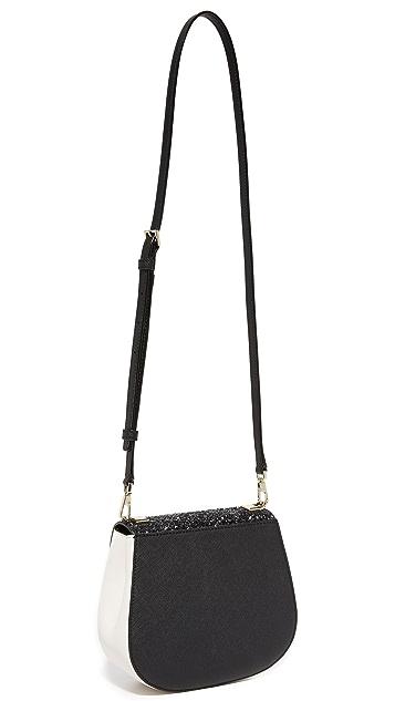 Kate Spade New York Small Byrdie Saddle Bag