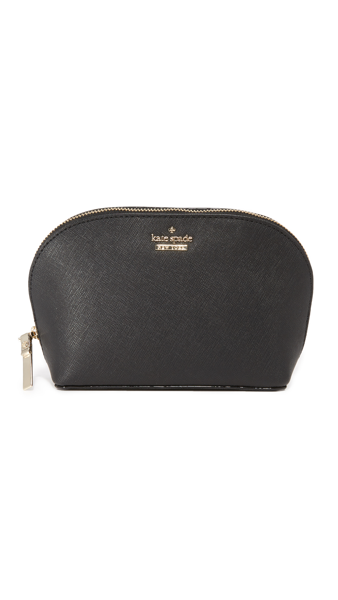 kate spade female 188971 kate spade new york small abalene cosmetic case black