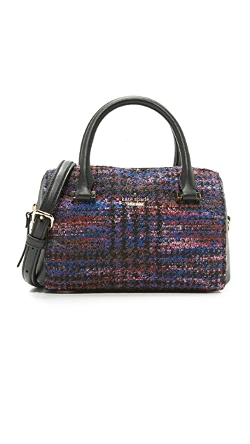 Kate Spade New York Lane Tweed Mini Satchel