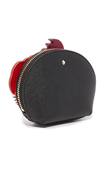Kate Spade New York Rooster Coin Purse