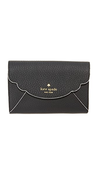 Kate Spade New York Kieran Wallet In Black