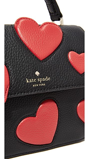Kate Spade New York Small Heart Alexya Bag