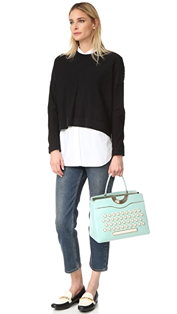 Kate Spade New York Typewriter Satchel