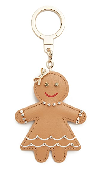 Kate Spade New York Брелок Gingerbread Lady