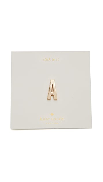 Kate Spade New York Ashe Place Sticker