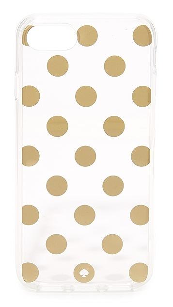 Kate Spade New York Le Pavillion Clear iPhone 7 Case