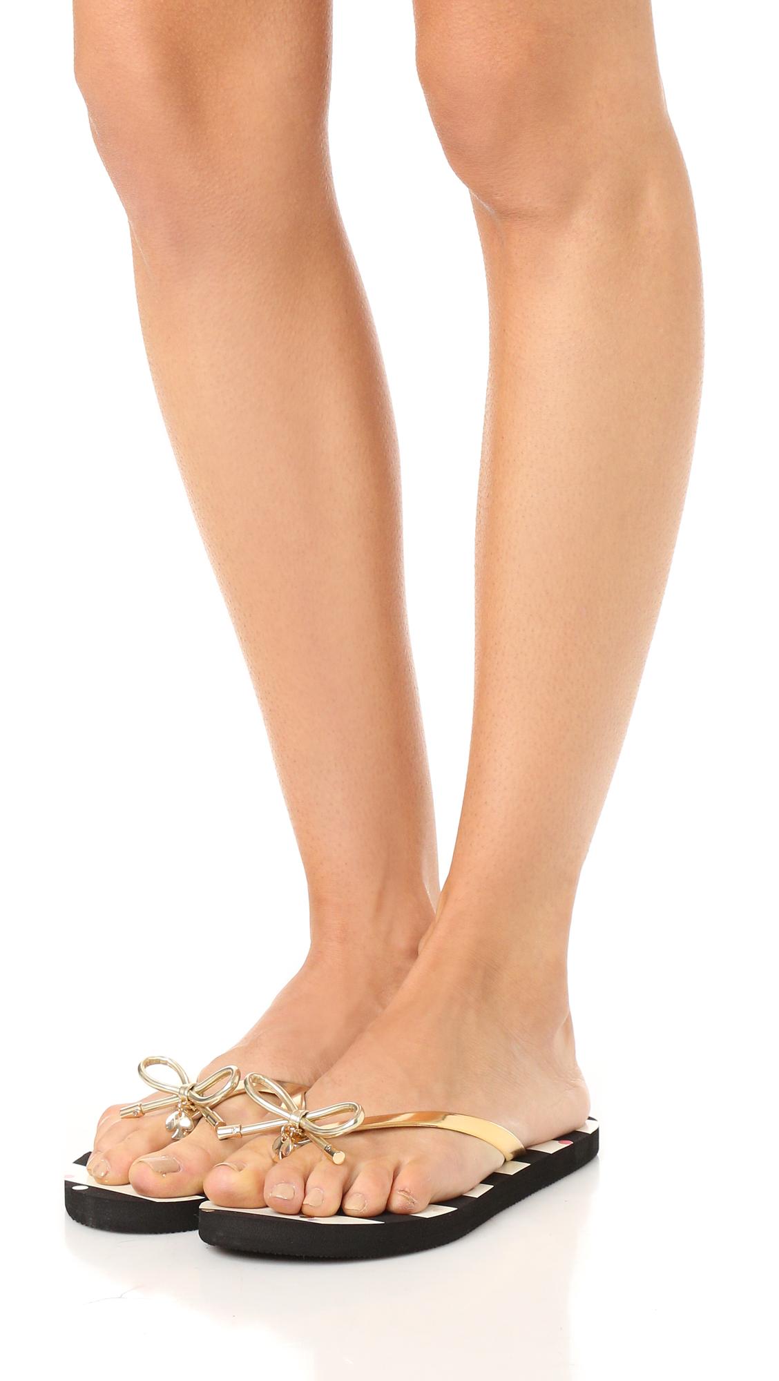 1a1e7d8ac Kate Spade New York Nova Flip Flops