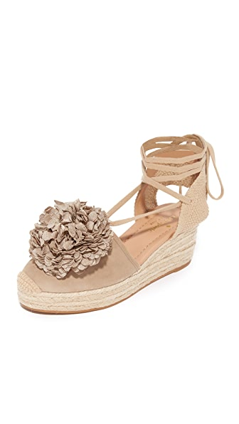 Kate Spade New York Lafayette Espadrille Sandals - Sand