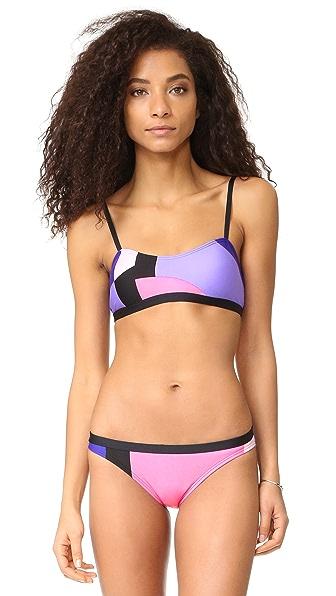 Kate Spade New York Limelight Cami Bikini Top