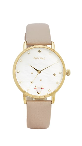 Kate Spade New York Metro Zodiac Watch
