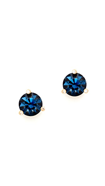 Kate Spade New York Rise & Shine Small Stud Earrings - Montana