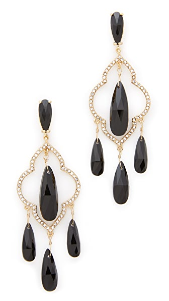 Kate Spade New York Lantern Gems Chandelier Earrings