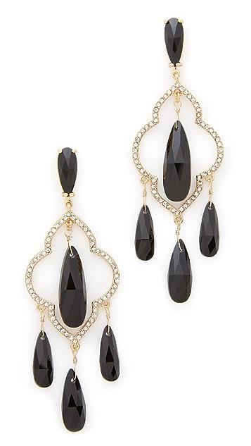 Kate Spade New York Lantern Gems Chandelier Earrings