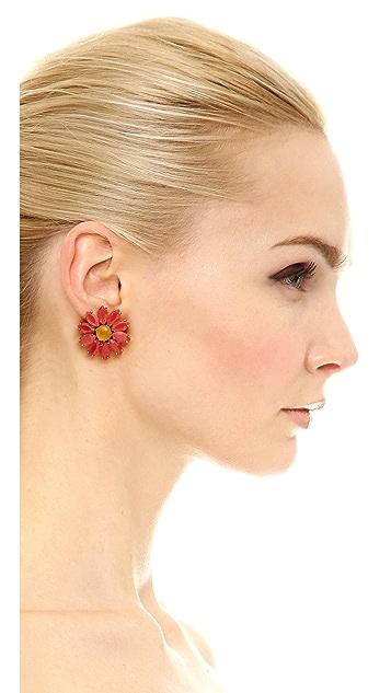 Kate Spade New York Brilliant Bouquet Statement Earrings