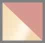 светло-розовый мульти