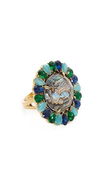 Kate Spade New York Peacock Way Ring