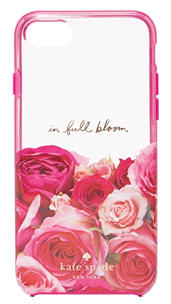 Kate Spade New York In Full Bloom iPhone 7 Case