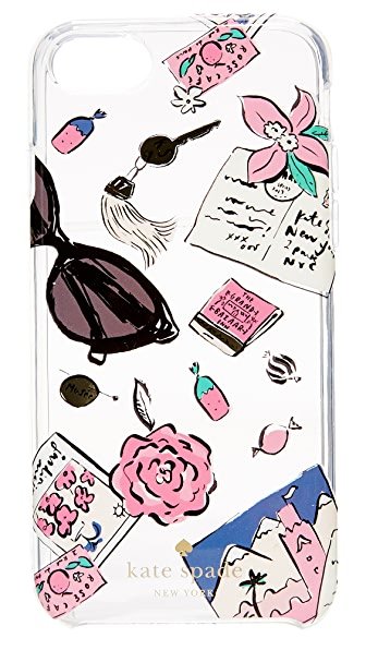Kate Spade New York Scrapbook iPhone 7 Case