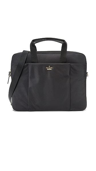 Kate Spade New York Classic Nylon Laptop Commuter Bag