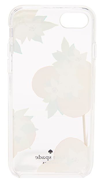 Kate Spade New York Orange Blossoms iPhone 7 Case
