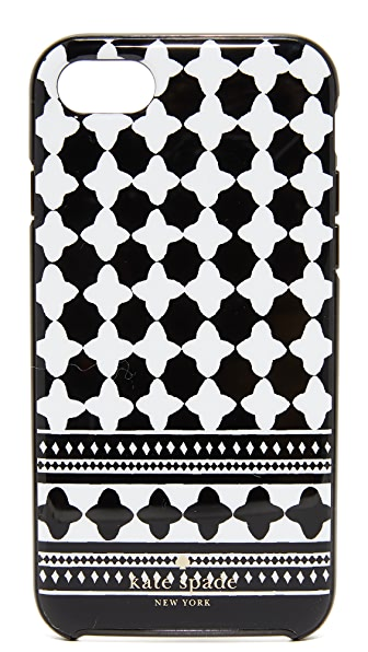 Kate Spade New York Lantern iPhone 7 Case - Black/White