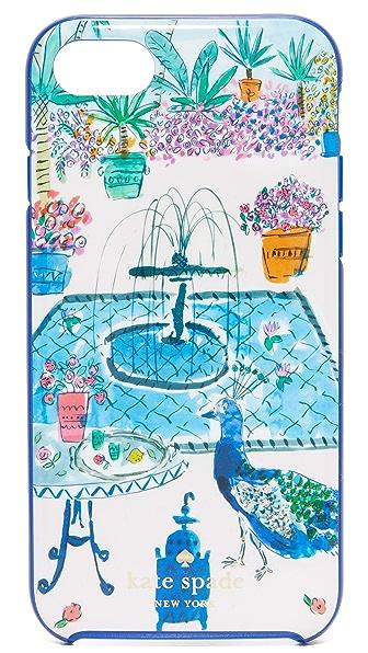 Kate Spade New York Jeweled Garden iPhone 7 Case - Multi