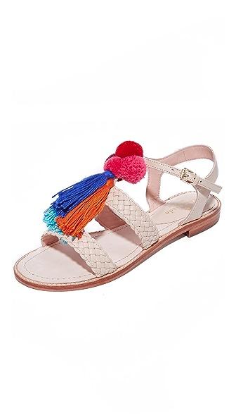 Kate Spade New York Sunset Woven Sandals