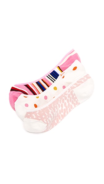 Kate Spade New York Berber Stripe Sock Set