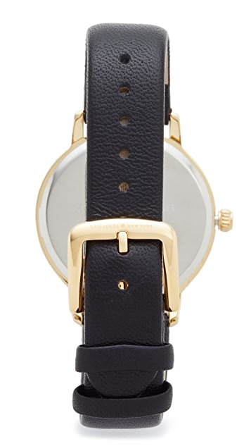 Kate Spade New York Novelty Leather Watch