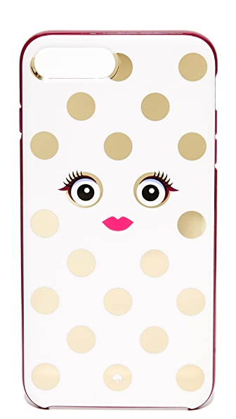 Kate Spade New York Framed Picture Dot Monster iPhone 7 Plus Case