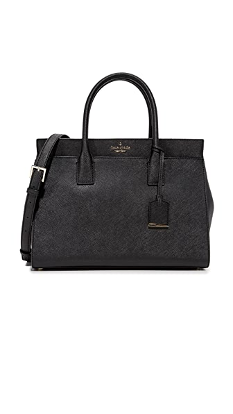Kate Spade New York Cameron Street Candace Satchel - Black