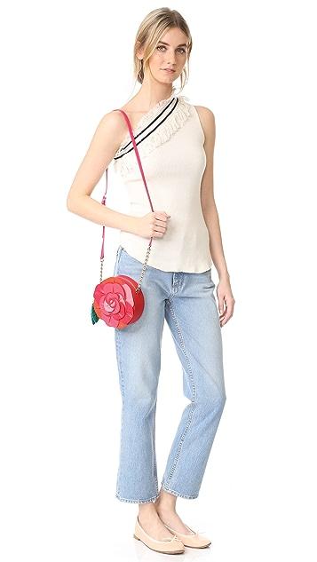 Kate Spade New York Rose Circle Bag