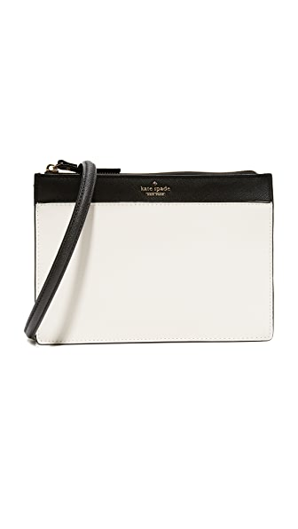 Kate Spade New York Clarise Cross Body Bag - Toasted Wheat