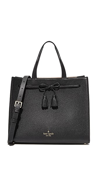 Kate Spade New York Hayes Street Isobel Tote - Black
